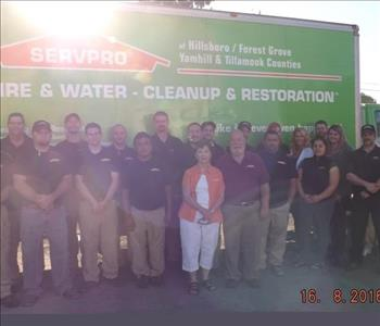 Meet Our SERVPRO Family