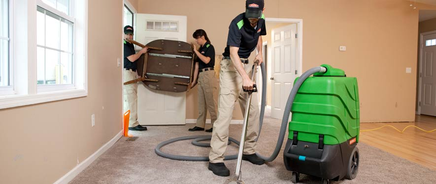 Hillsboro, OR residential restoration cleaning